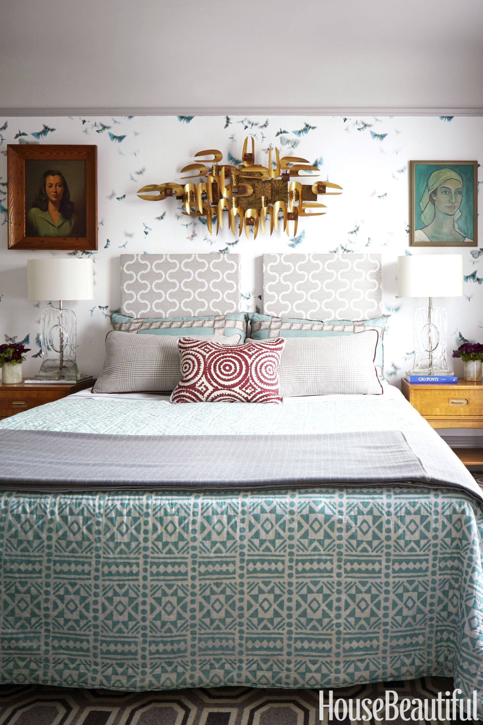 Mint Green Bedroom Decorating Ideas New if You Want Classic Interiors Start Outdoors