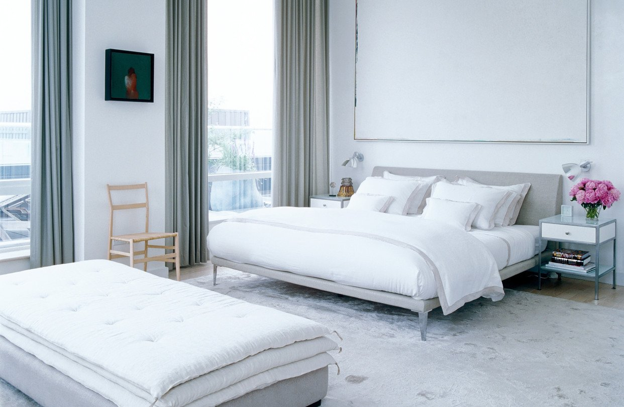 Mint Green Bedroom Walls Best Of the Risks Of Living In An All White Room Wsj