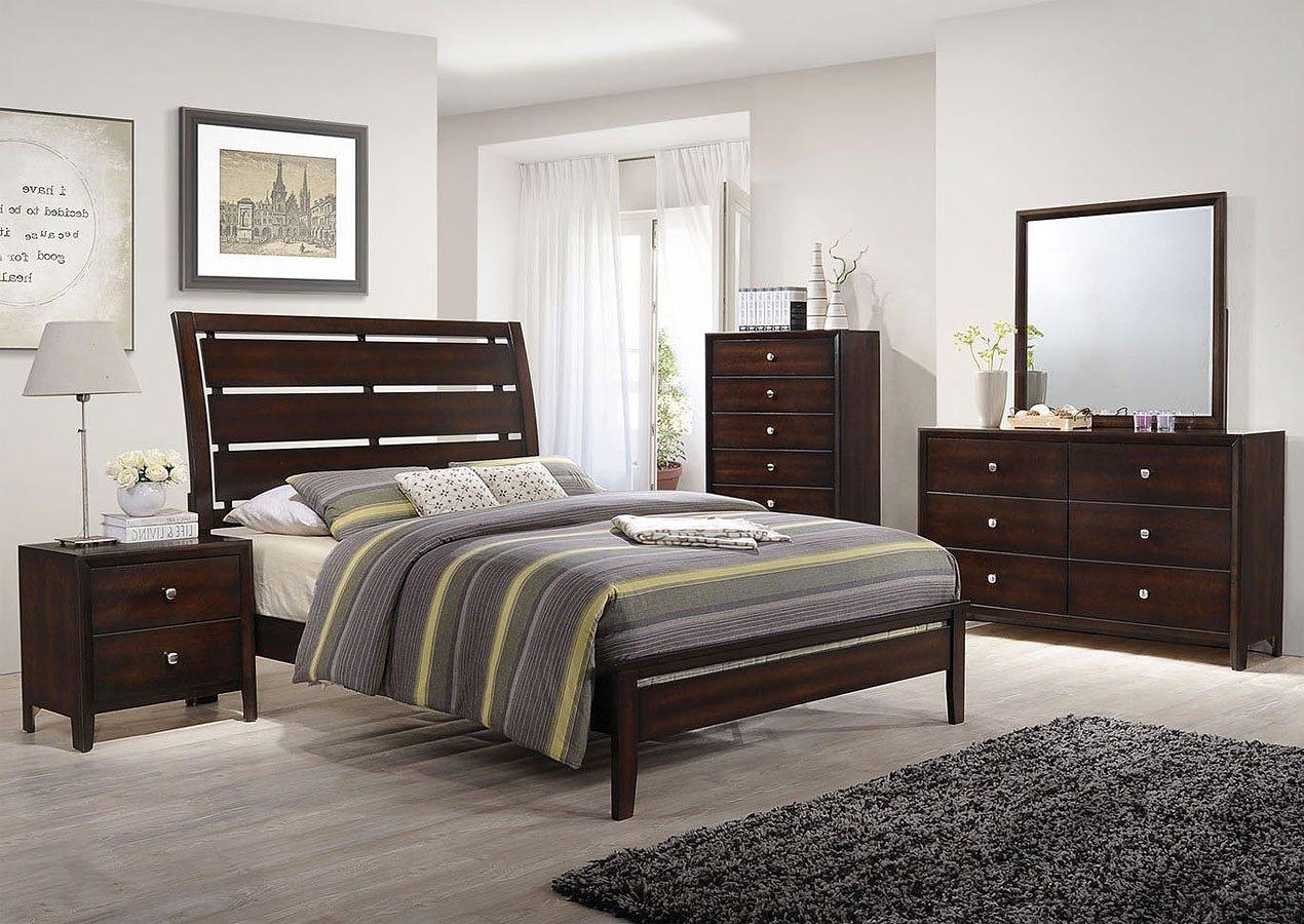 Mirrored Bedroom Furniture Set Inspirational Jackson Sleigh Bedroom Set
