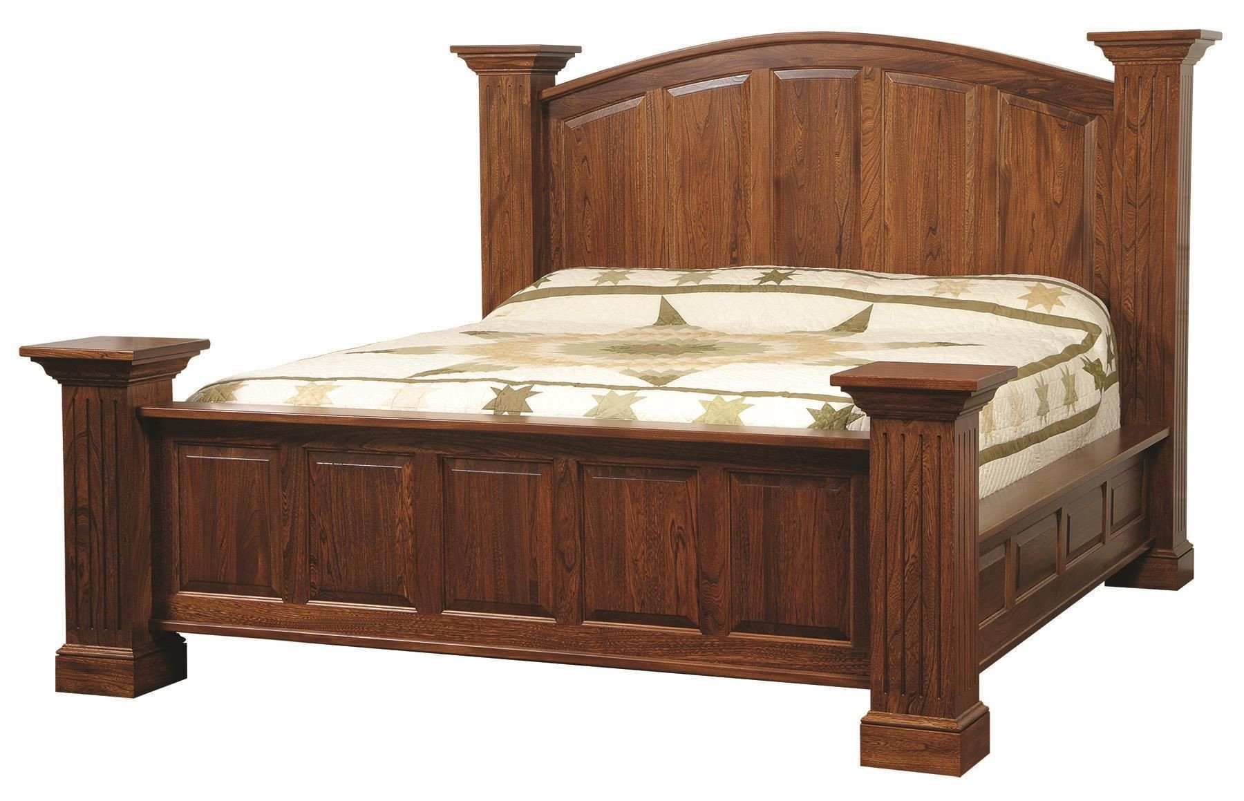 Mission Style Bedroom Furniture Lovely Amish Washington Master Bed Troyer Ridge Bedroom Collection