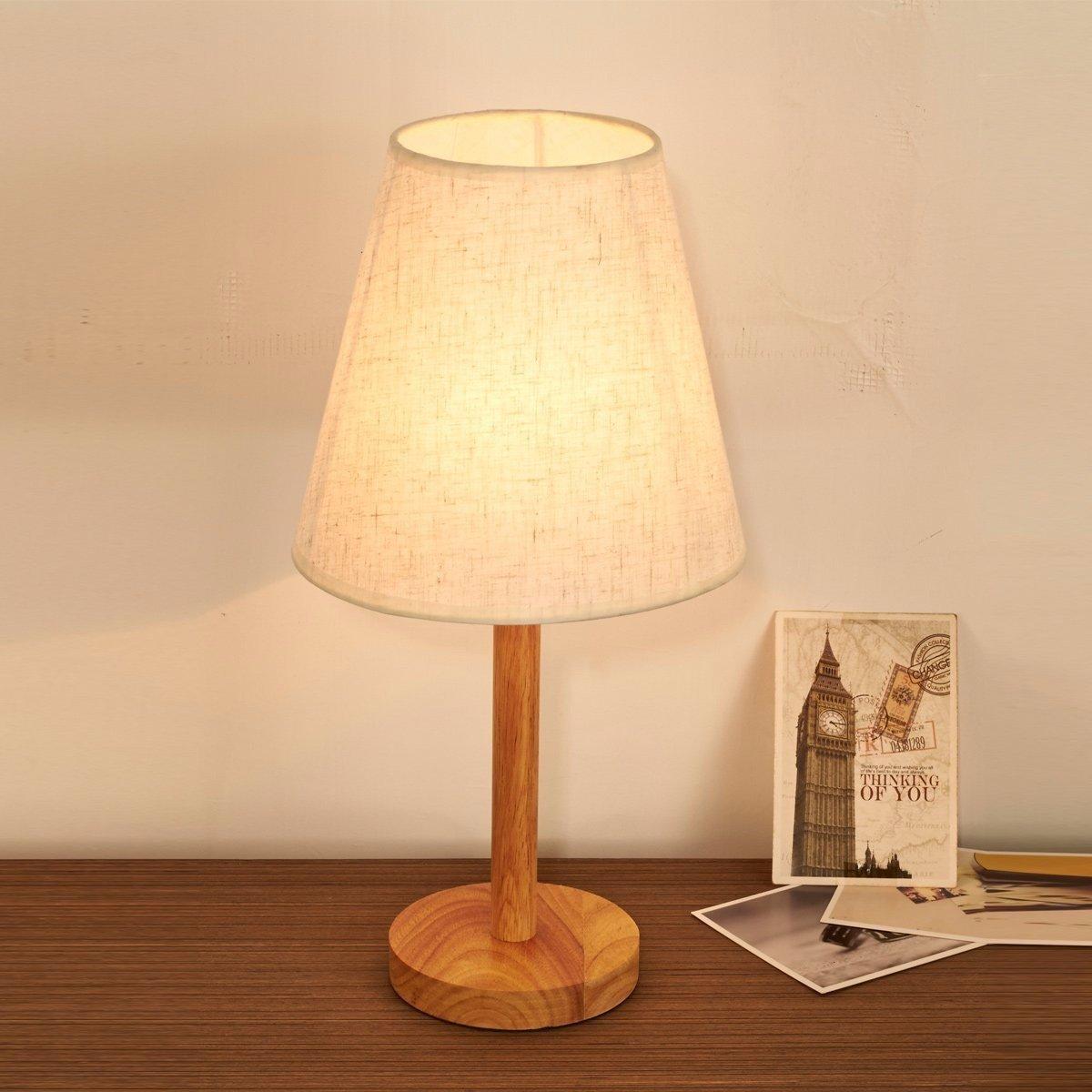 Modern Table Lamp for Bedroom Beautiful Lonfenne Ms Minimalist Modern Table Lamp Bedside Desk