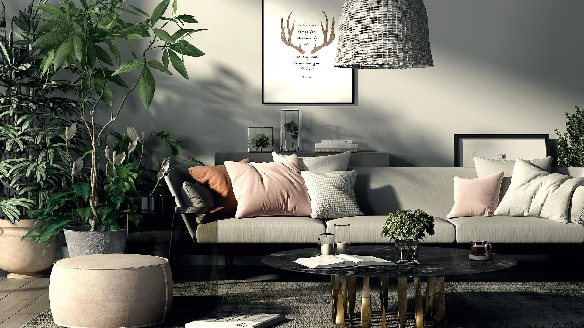 Modern Table Lamp for Bedroom Luxury Render Of the Week Contemporary Bohemian Chic