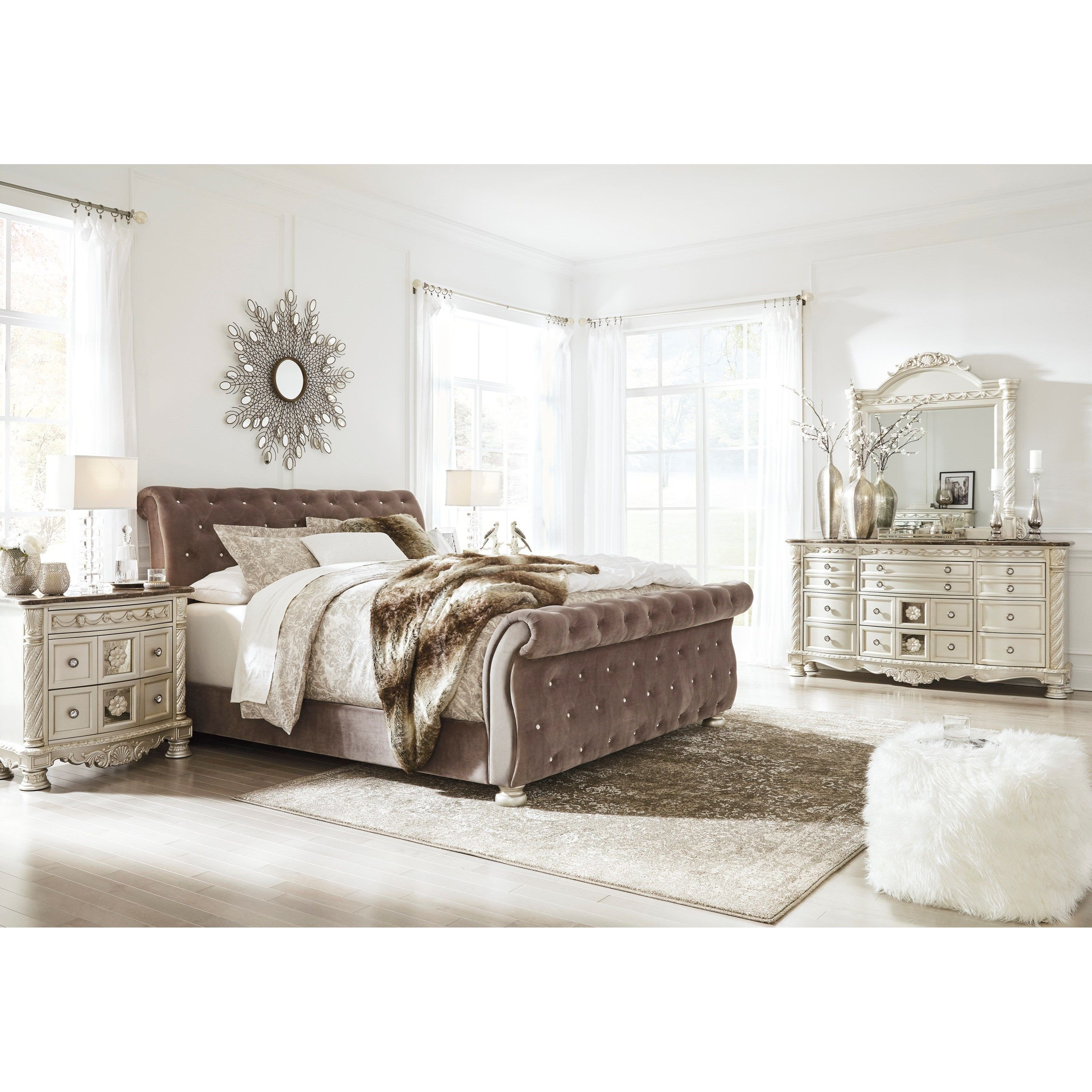 Monte Carlo Bedroom Set Unique Cassimore King Bedroom Group by Signature Design by ashley