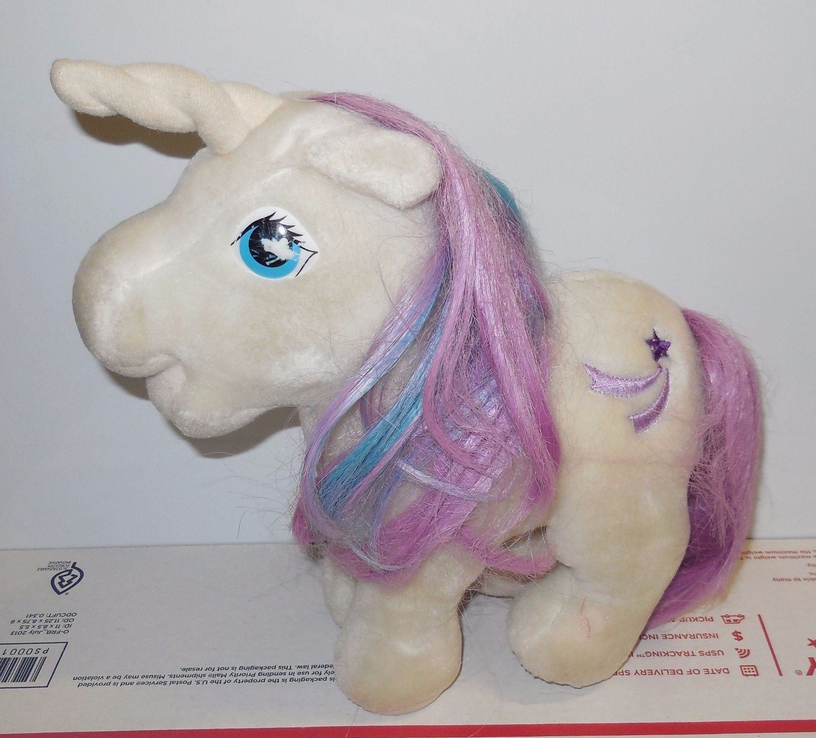 My Little Pony Bedroom Decor Awesome 1984 My Little Pony Hasbro softies Glory G1 and 50 Similar Items