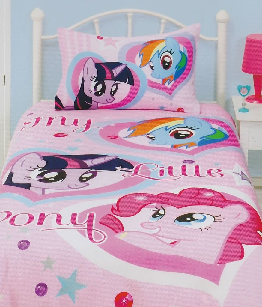 My Little Pony Bedroom Decor Best Of My Little Pony Quilt Cover Set