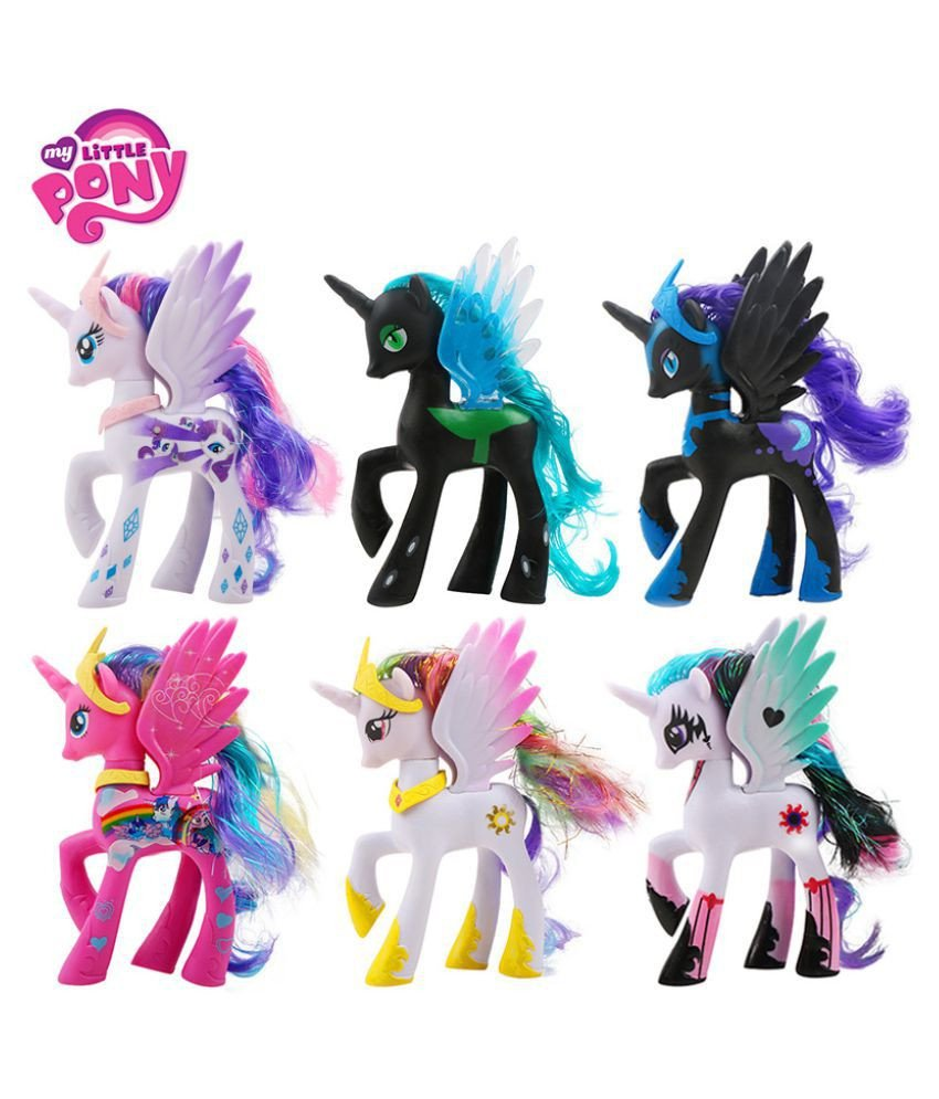 My Little Pony Bedroom Decor Best Of My Little Pony toys Princess Celestia Luna Pinkie Pie