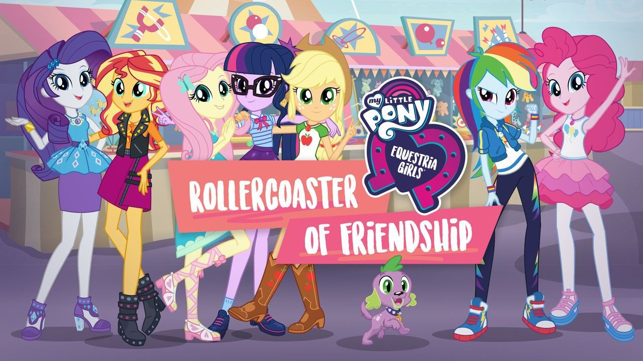 My Little Pony Bedroom Decor Elegant My Little Pony Equestria Girls Rollercoaster Of Friendship