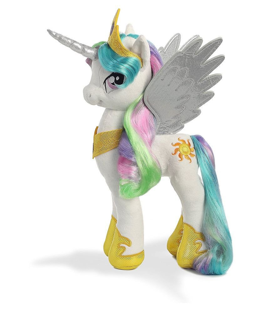 My Little Pony Bedroom Decor Luxury Aurora World My Little Pony Princess Celestia Plush Buy