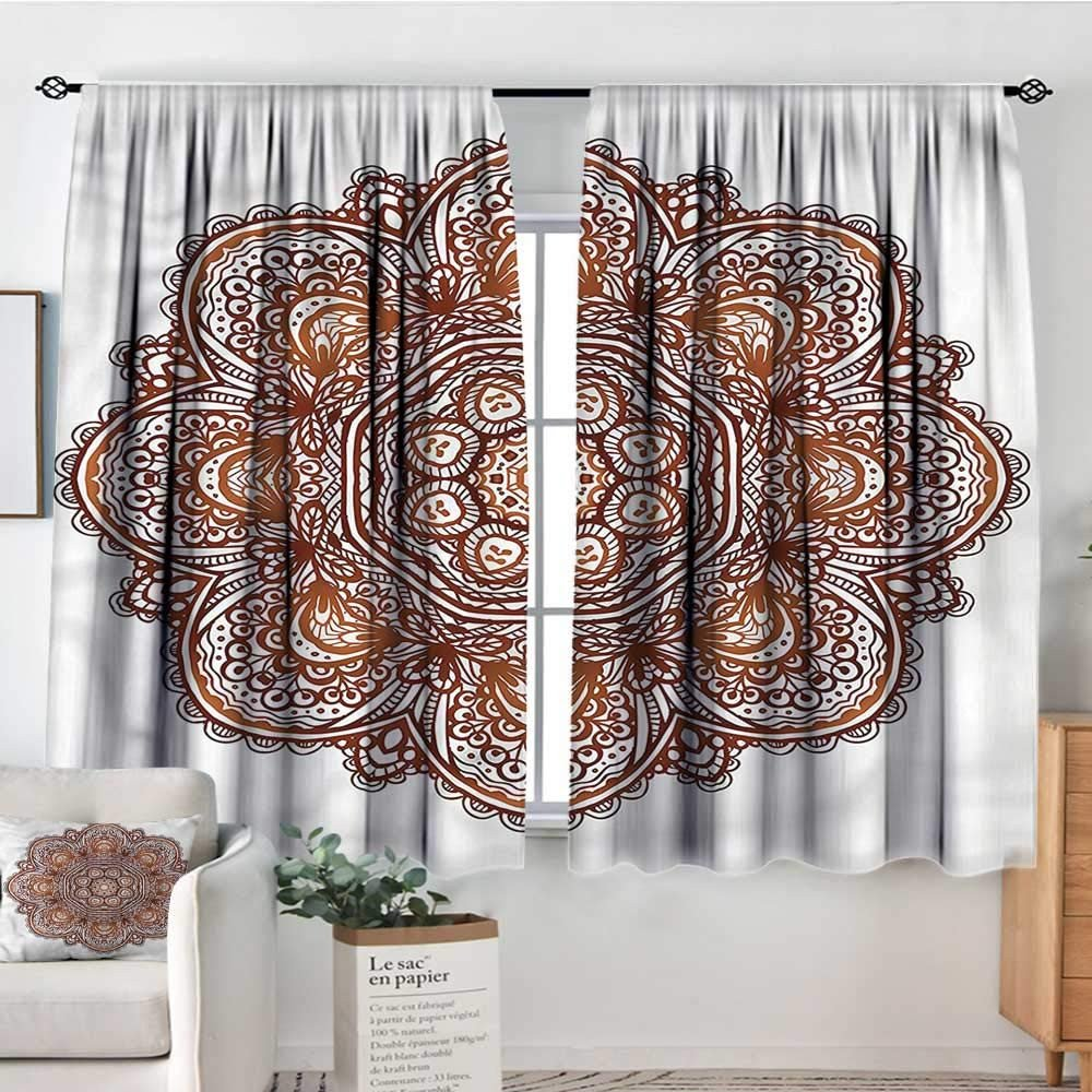 Native American Bedroom Decor Lovely Amazon Sanring Mandala Drapery Native American Pattern