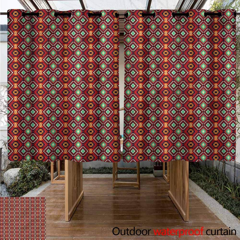 Native American Bedroom Decor Luxury Amazon Sunnyhome Living Room Bedroom Window Curtains