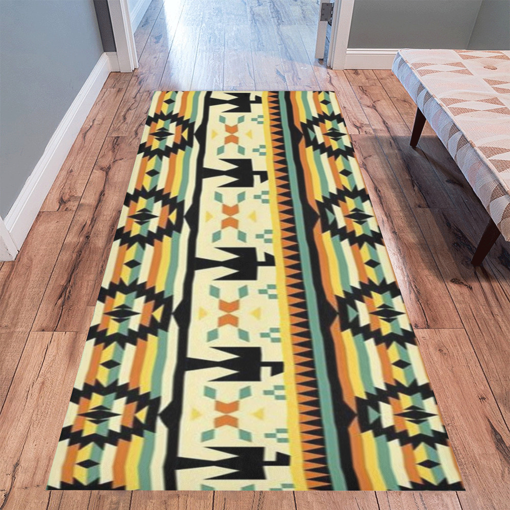 Native American Bedroom Decor Unique Native American Birds Pattern area Rug 10 X3 3