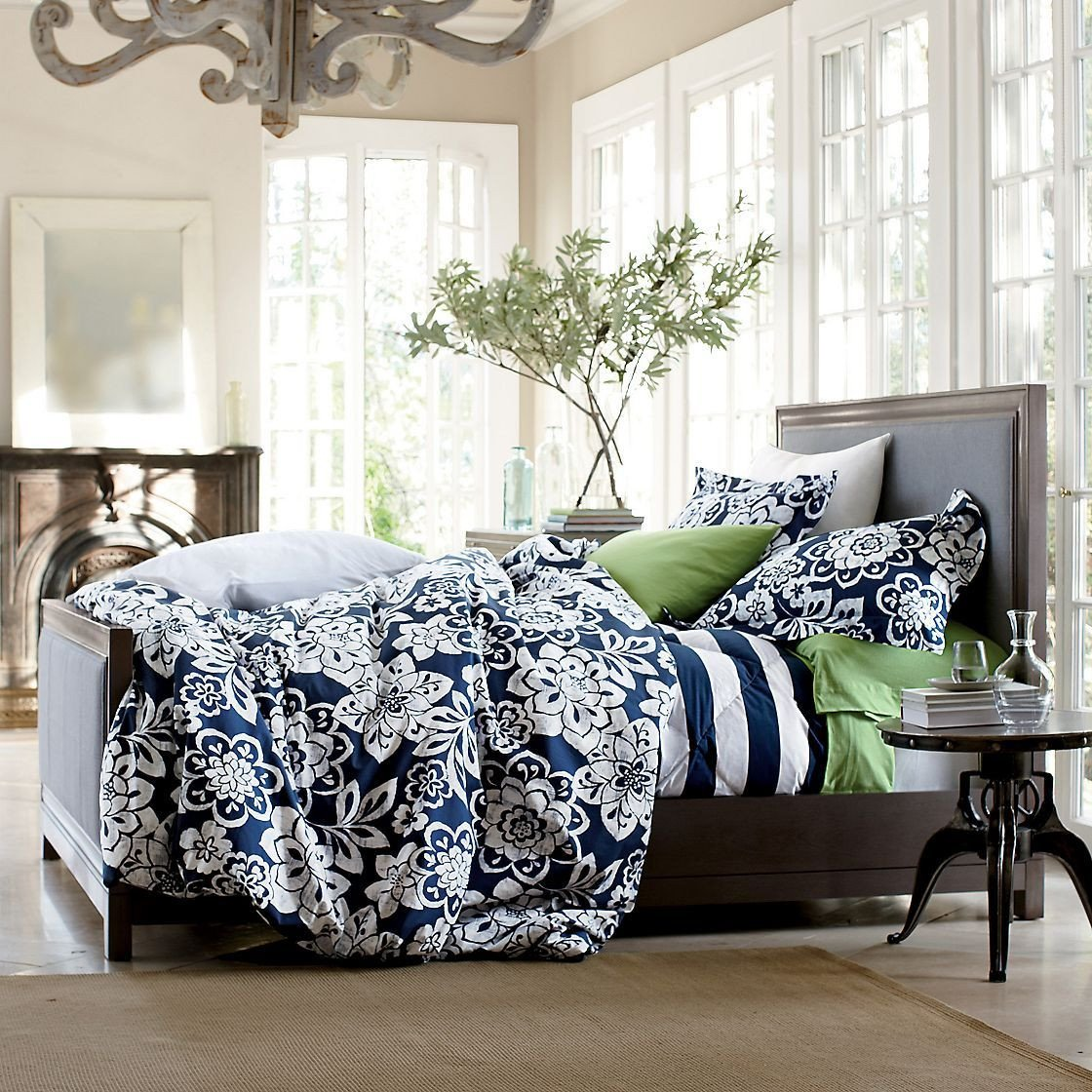 Navy and White Bedroom Best Of Pany Store Duvet Cover I M Thinking I Need A New Bed