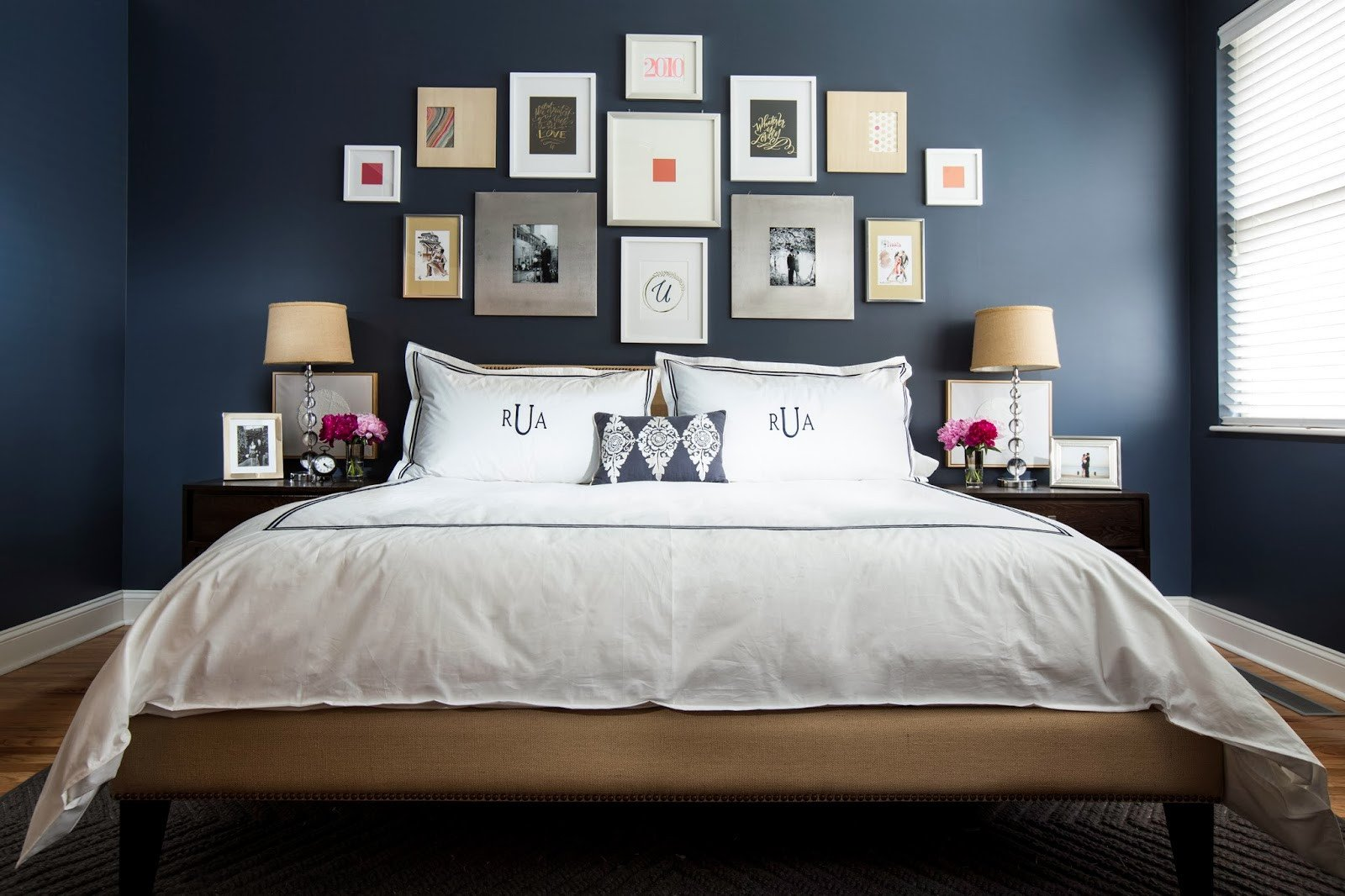 Navy and White Bedroom Inspirational Bedroom Decorating Ideas Navy Blue