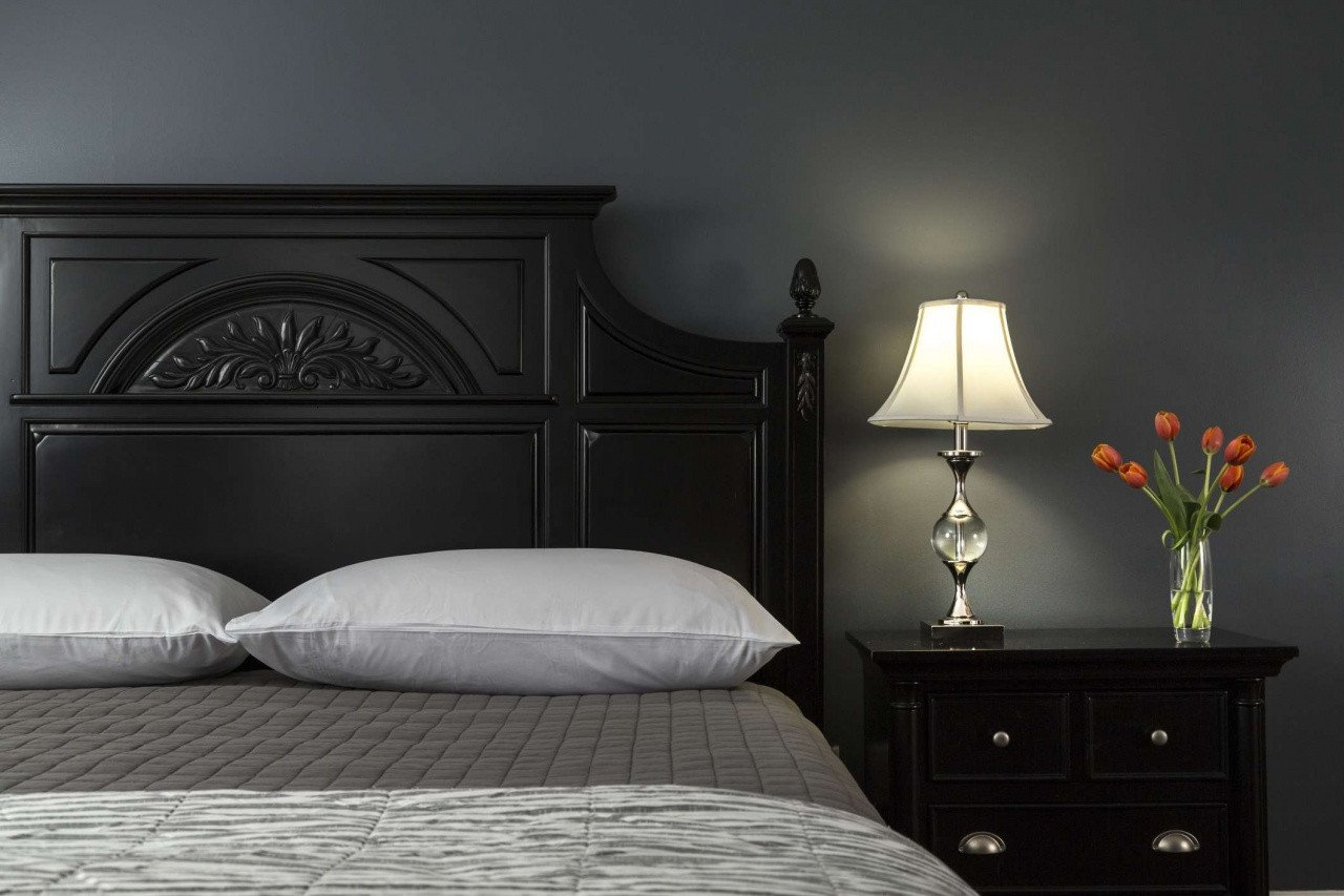 Navy Blue and Yellow Bedroom Awesome Bedroom Colors with Brown Furniture Decorating Ideas for