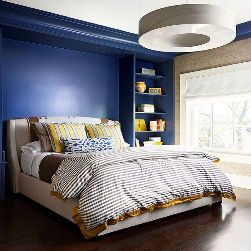 Navy Blue and Yellow Bedroom Fresh 10 Beautiful Bedroom Color Bos