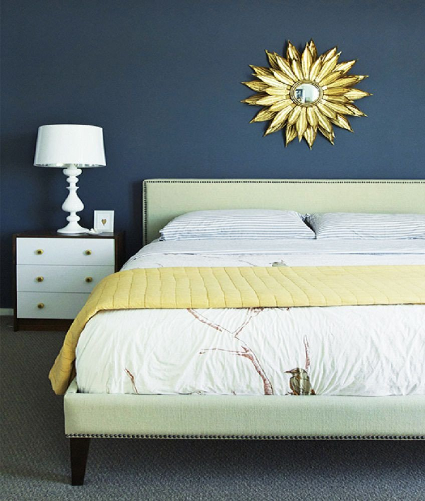 Navy Blue and Yellow Bedroom Inspirational How to Decorate A Bedroom with Yellow