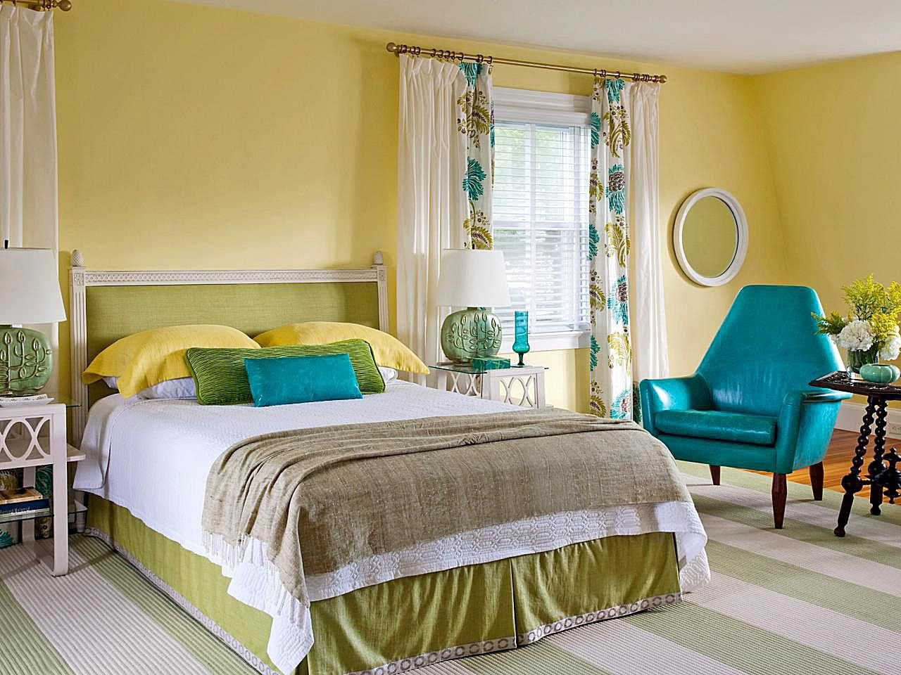 Navy Blue and Yellow Bedroom Lovely How to Decorate A Bedroom with Yellow