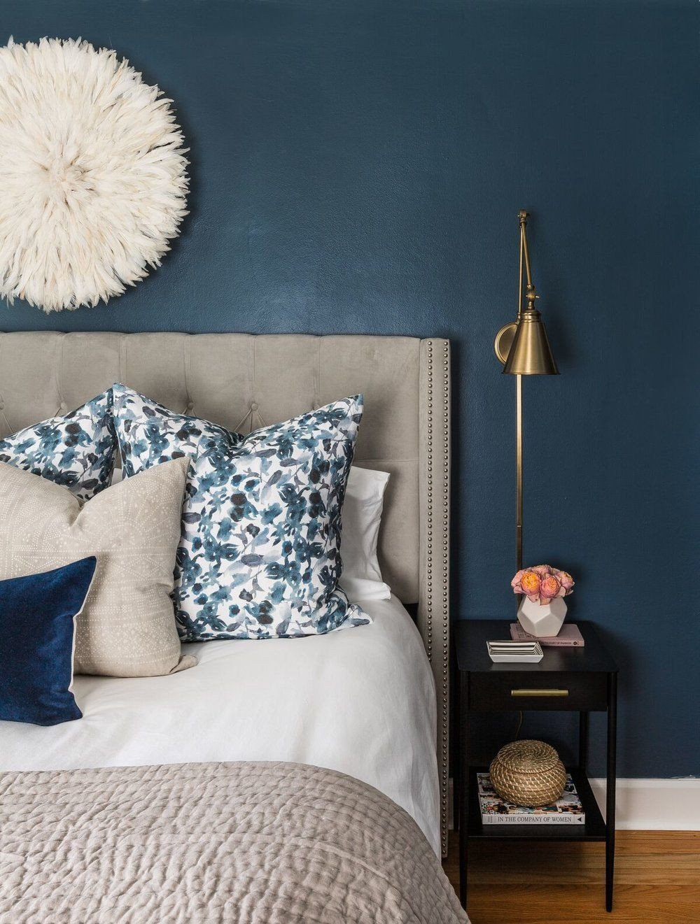 Navy Blue Bedroom Ideas Best Of Reader Design Emily S Curated Creation