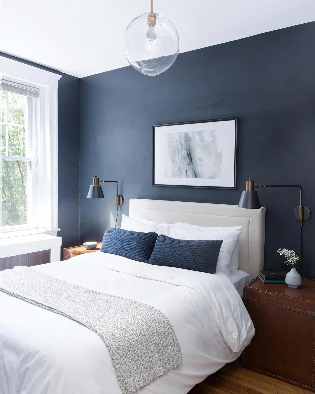 Navy Blue Bedroom Ideas Best Of there S A ton Of Ways to Make Your Wall Art Actually