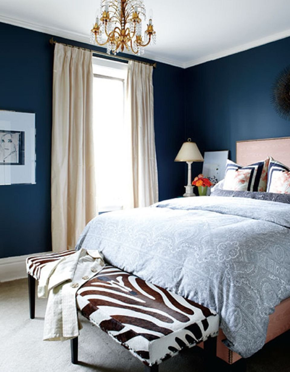 Navy Blue Bedroom Ideas Lovely 25 Stunning Blue Bedroom Ideas