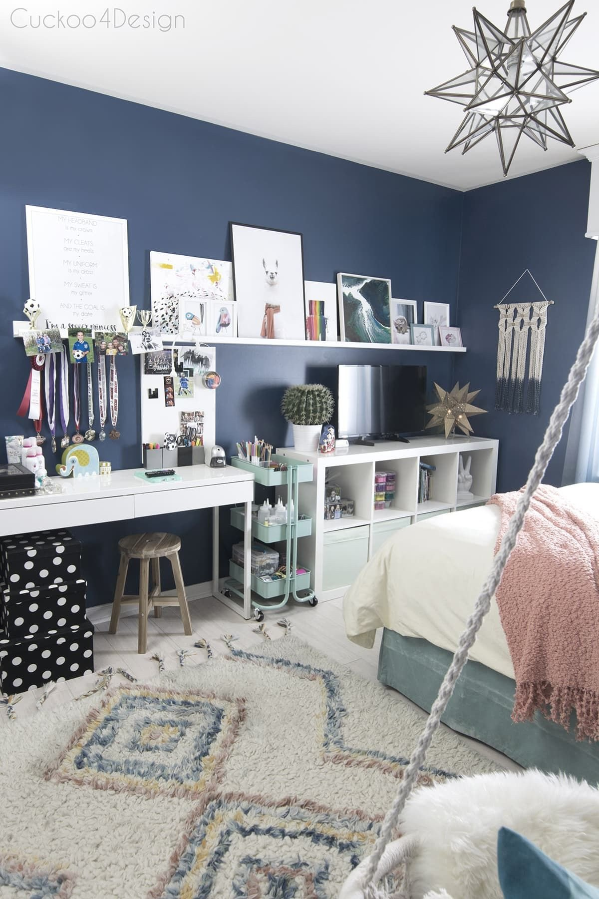 Navy Blue Bedroom Ideas New Pin On Cuckoo 4 My Home