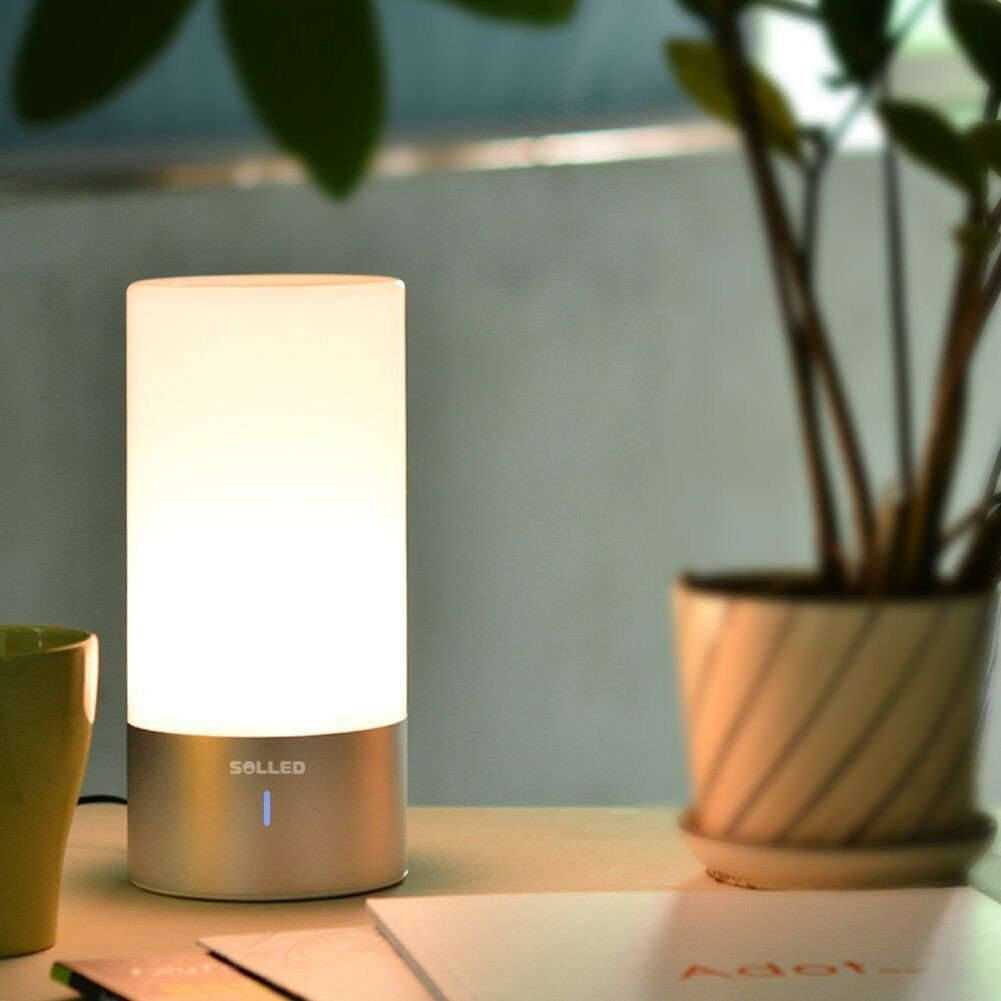 Night Lamp for Bedroom Awesome Led Bedside Table Lamp Desk Night Light Dimmable touch