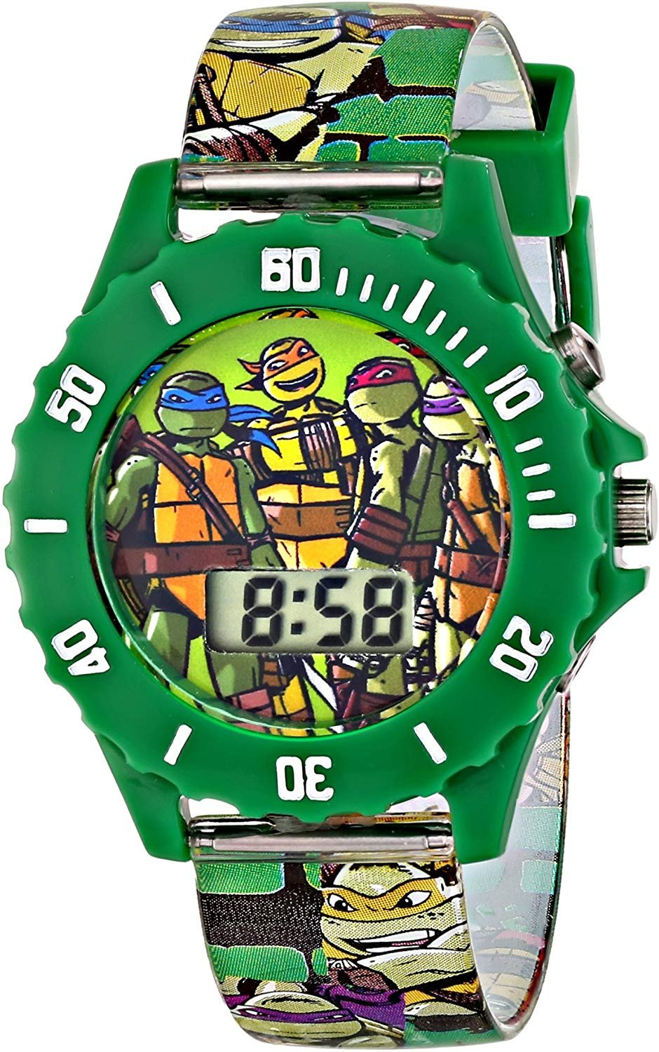 Ninja Turtles Bedroom Ideas Awesome Amazon Ninja Turtles Kids Digital Watch with Green