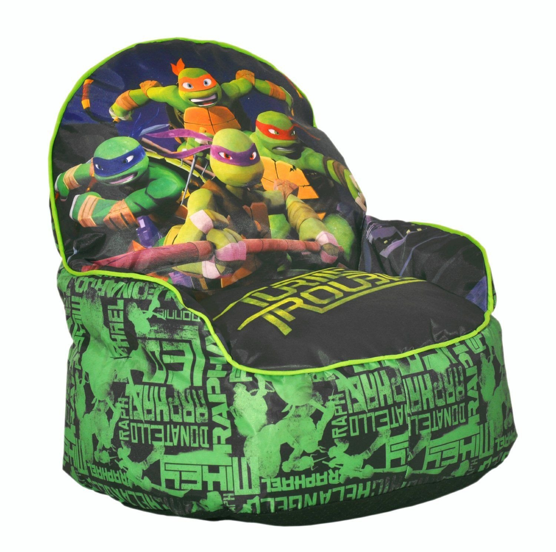 Ninja Turtles Bedroom Ideas Awesome Teenage Mutant Ninja Turtles Bean Bag Chair Tmnt