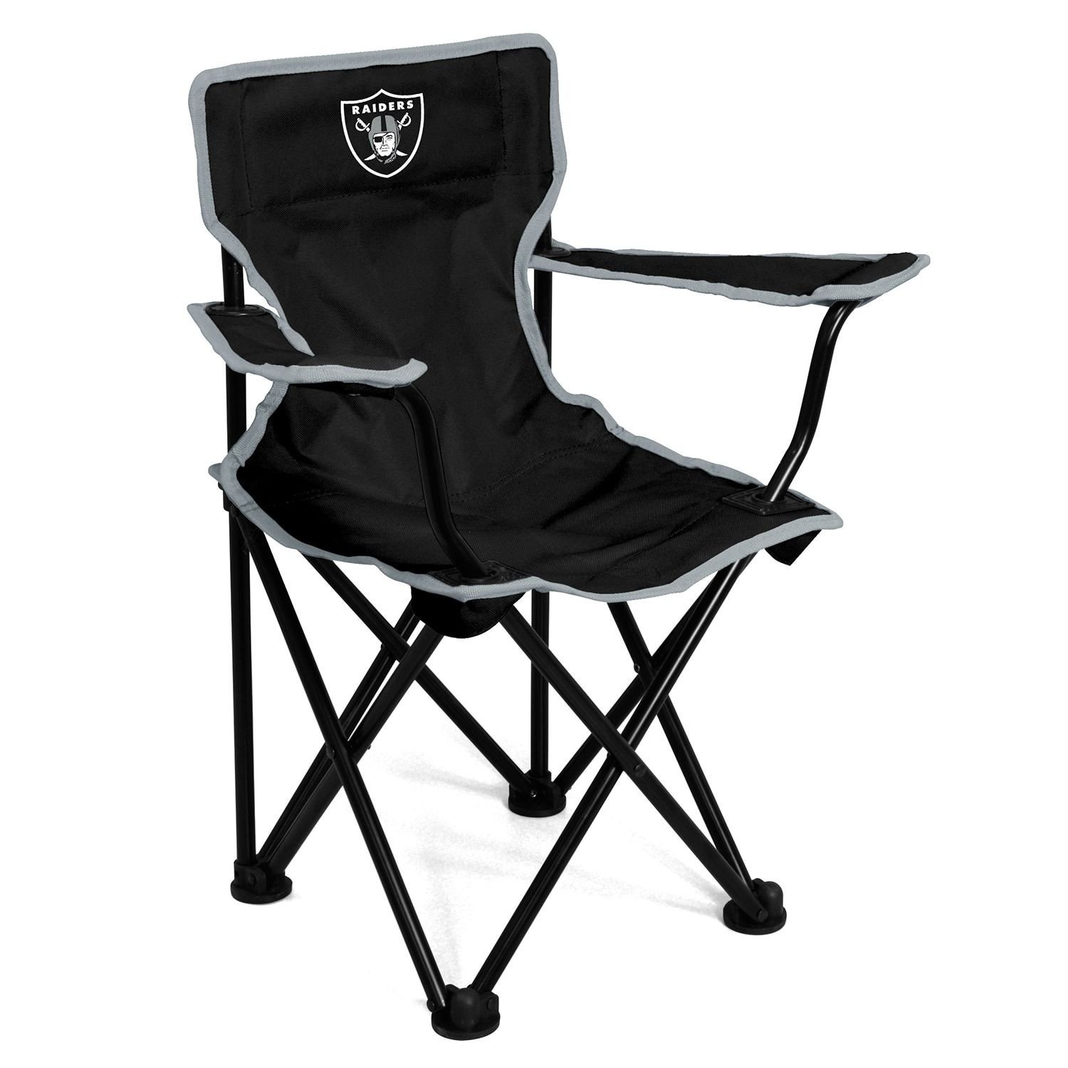 Oakland Raiders Bedroom Set Elegant Logo Brands Oakland Raiders toddler Portable Folding Chair