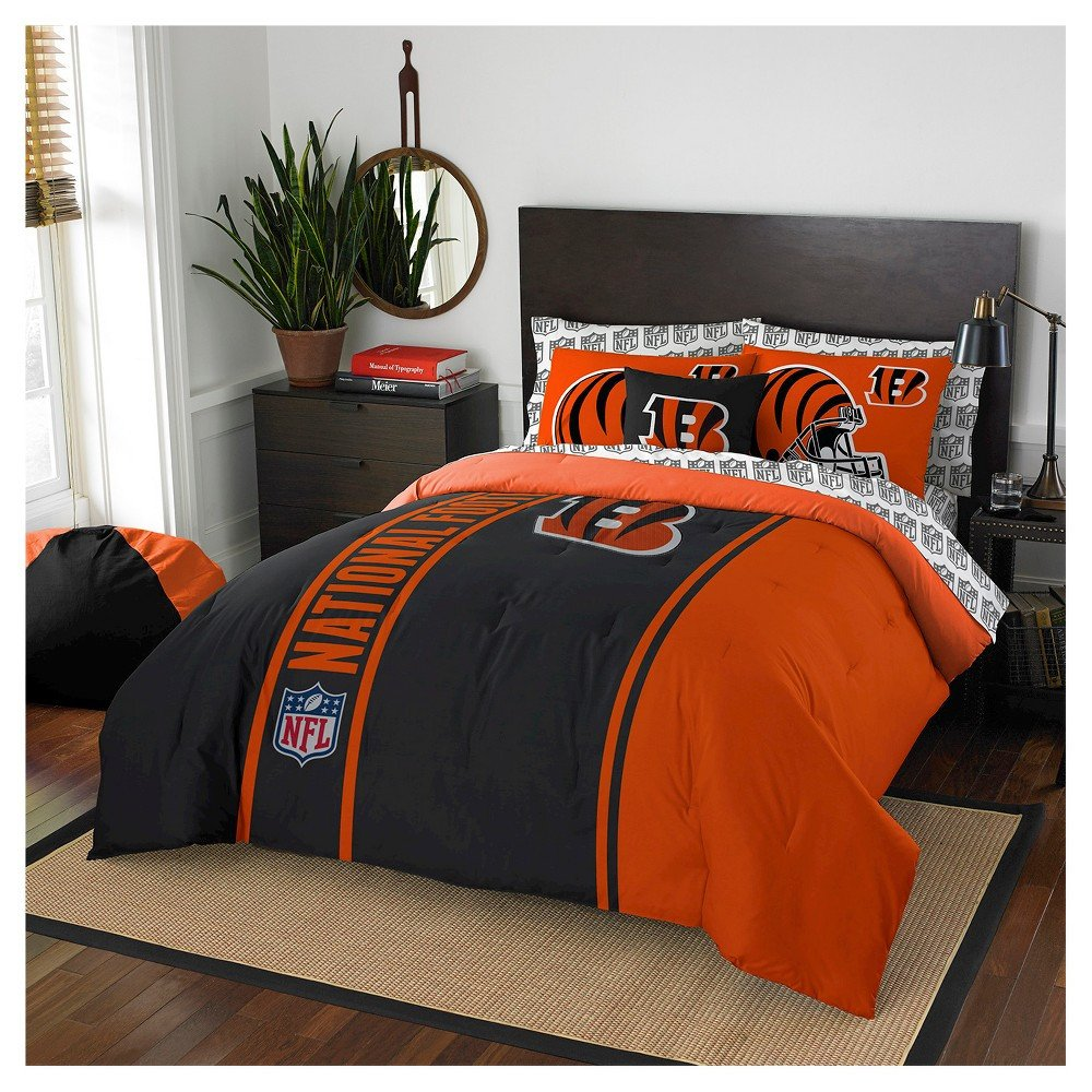 Oakland Raiders Bedroom Set Elegant northwest Chicago Bears Full Bed In A Bag