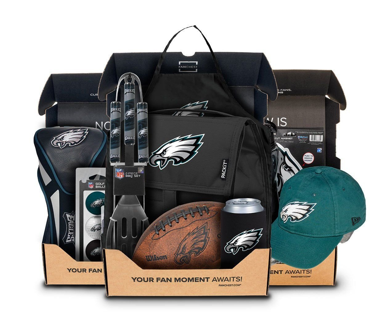 Oakland Raiders Bedroom Set Luxury Eagles themed Gift Box