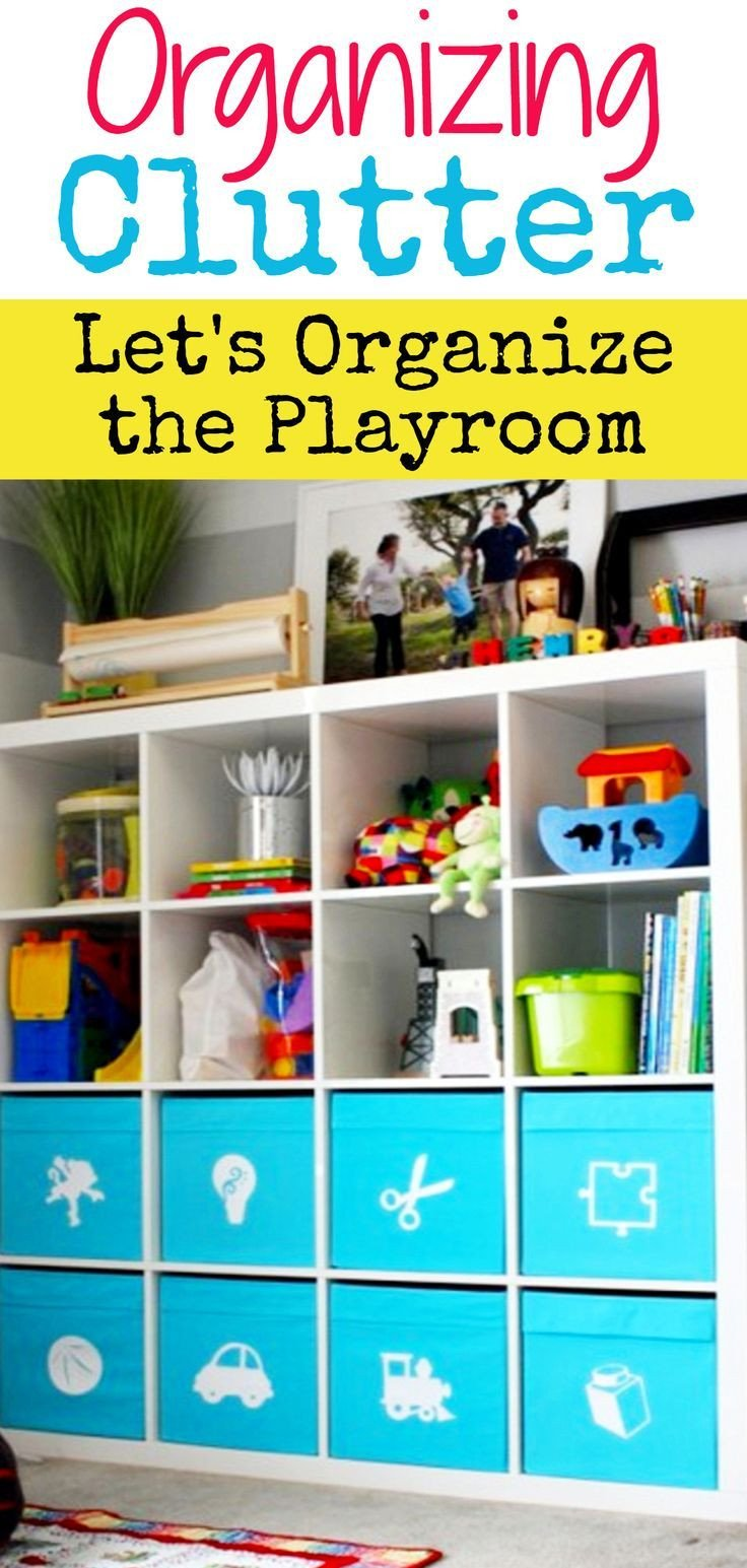 Organization Tips for Bedroom Fresh organizing toys On A Budget Simple toy Decluttering System