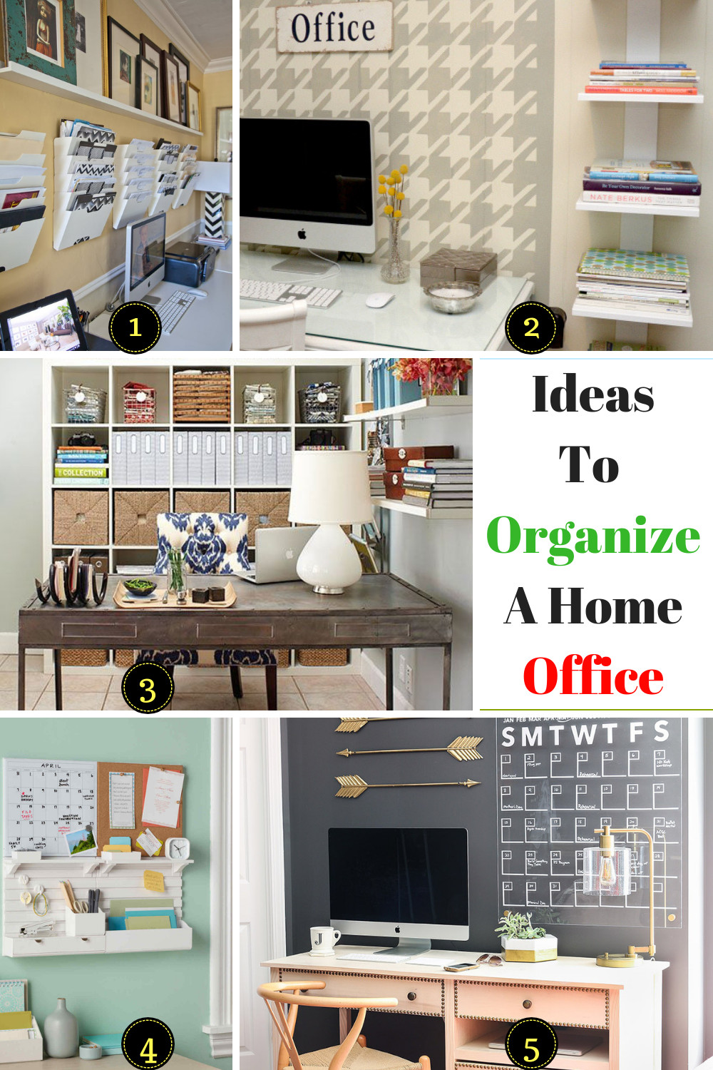 Organization Tips for Bedroom Luxury Home Fice organization Ideas Home organization Made Easy