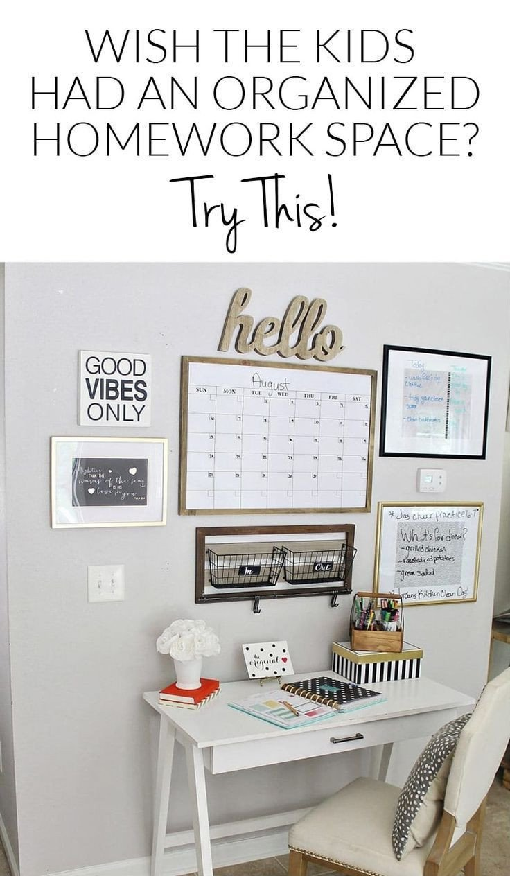 Organization Tips for Bedroom Luxury Pin On New House Fice