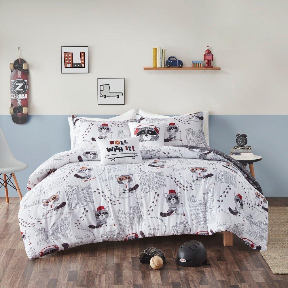 Paris themed Bedroom Set New Novelty forter Sets