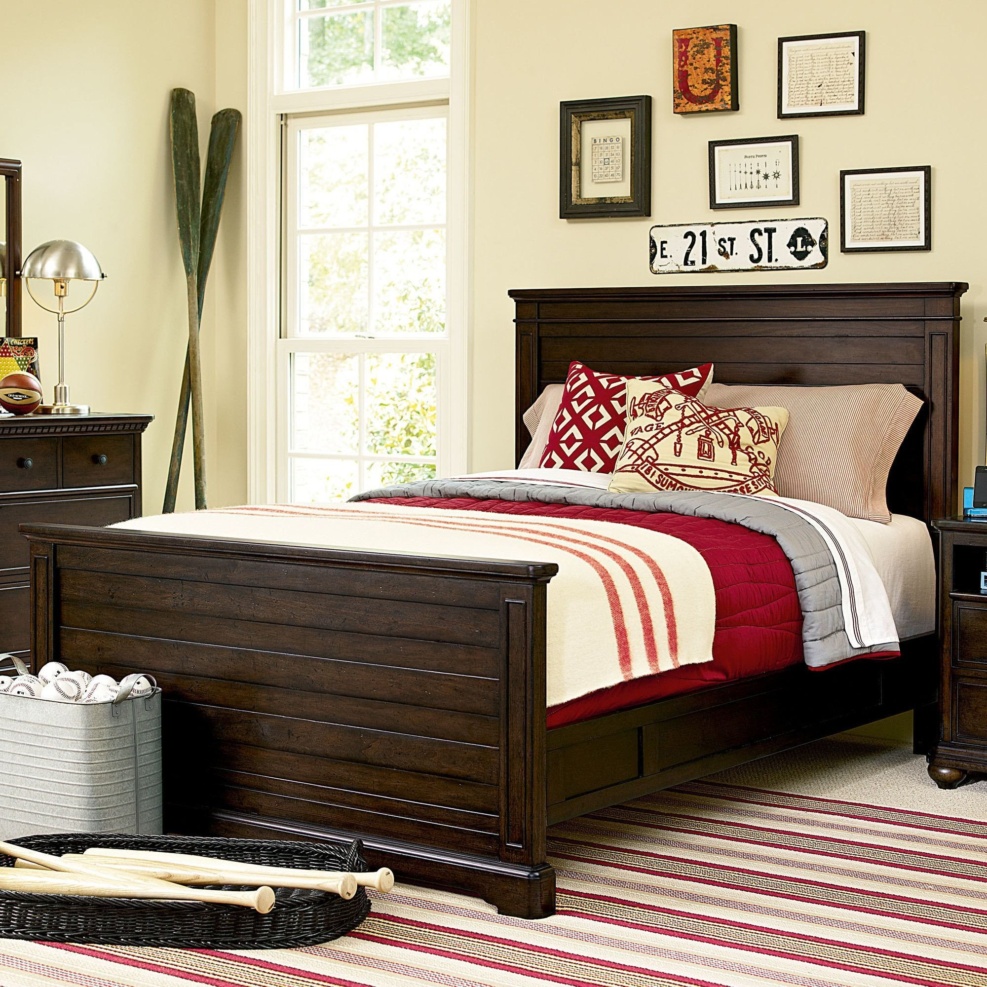 Paula Deen Bedroom Furniture Elegant Paula Deen Panel Bed