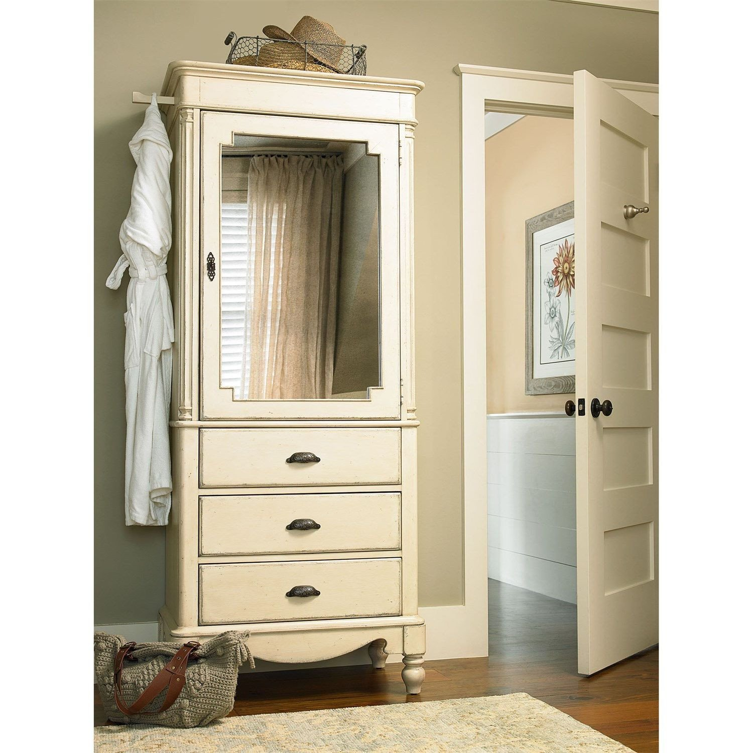 Paula Deen Bedroom Furniture Fresh Paula Deen Furniture River House Dressing Armoire
