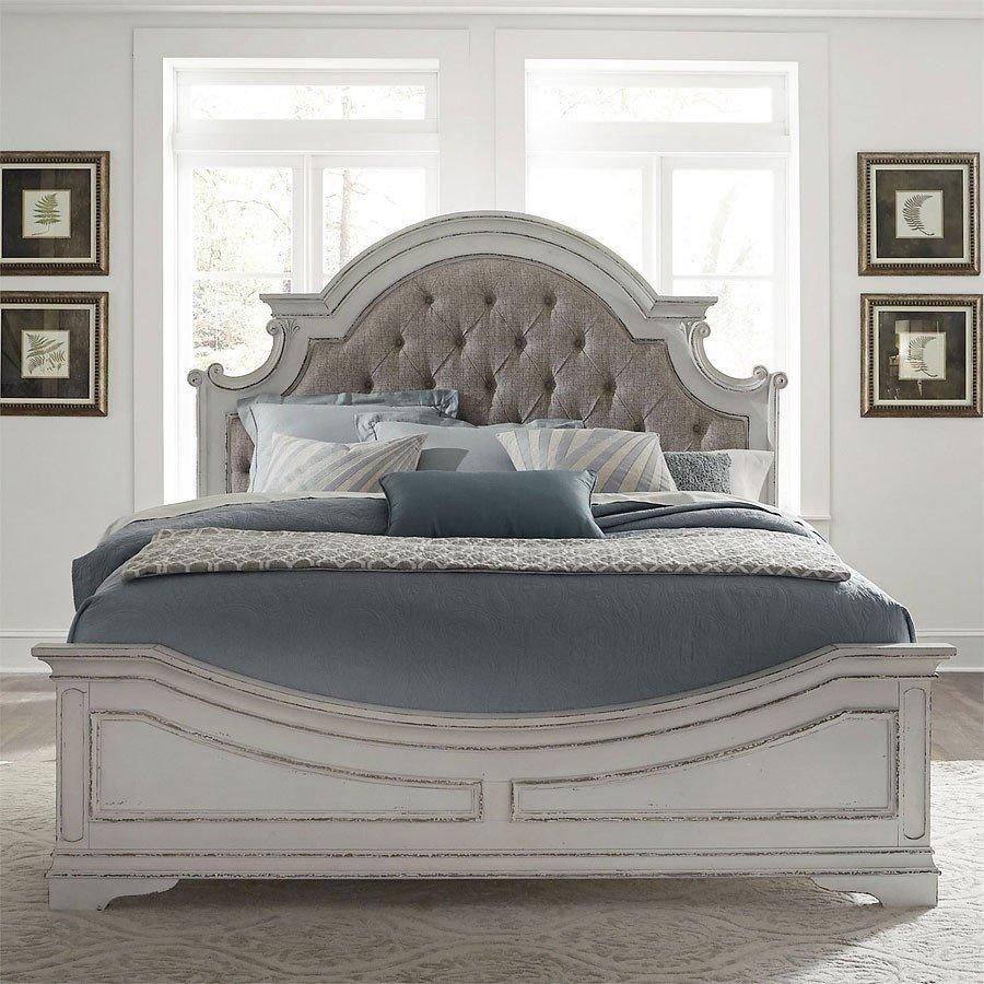 Paula Deen Steel Magnolia Bedroom Set Luxury Magnolia Manor Panel Bed