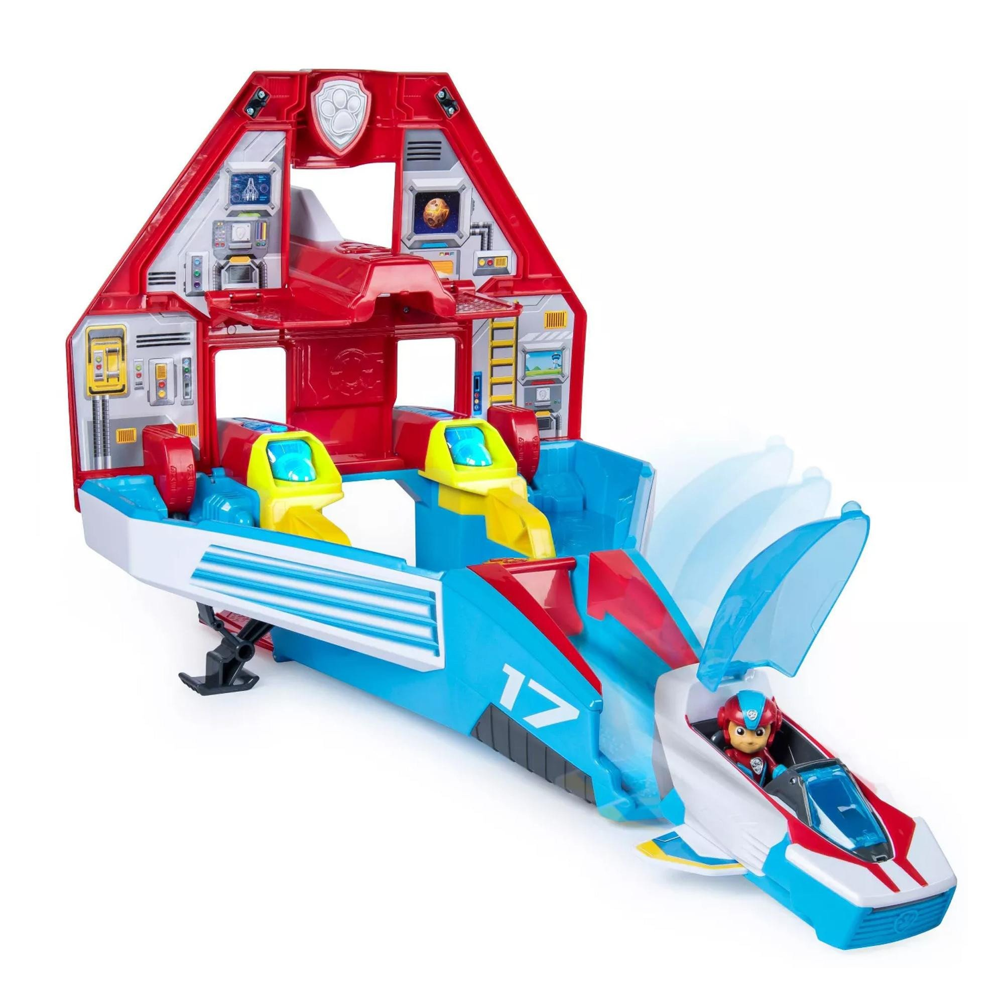 Paw Patrol Bedroom Decor Best Of Spin Master Paw Patrol Super Mighty Pups Transforming Jet