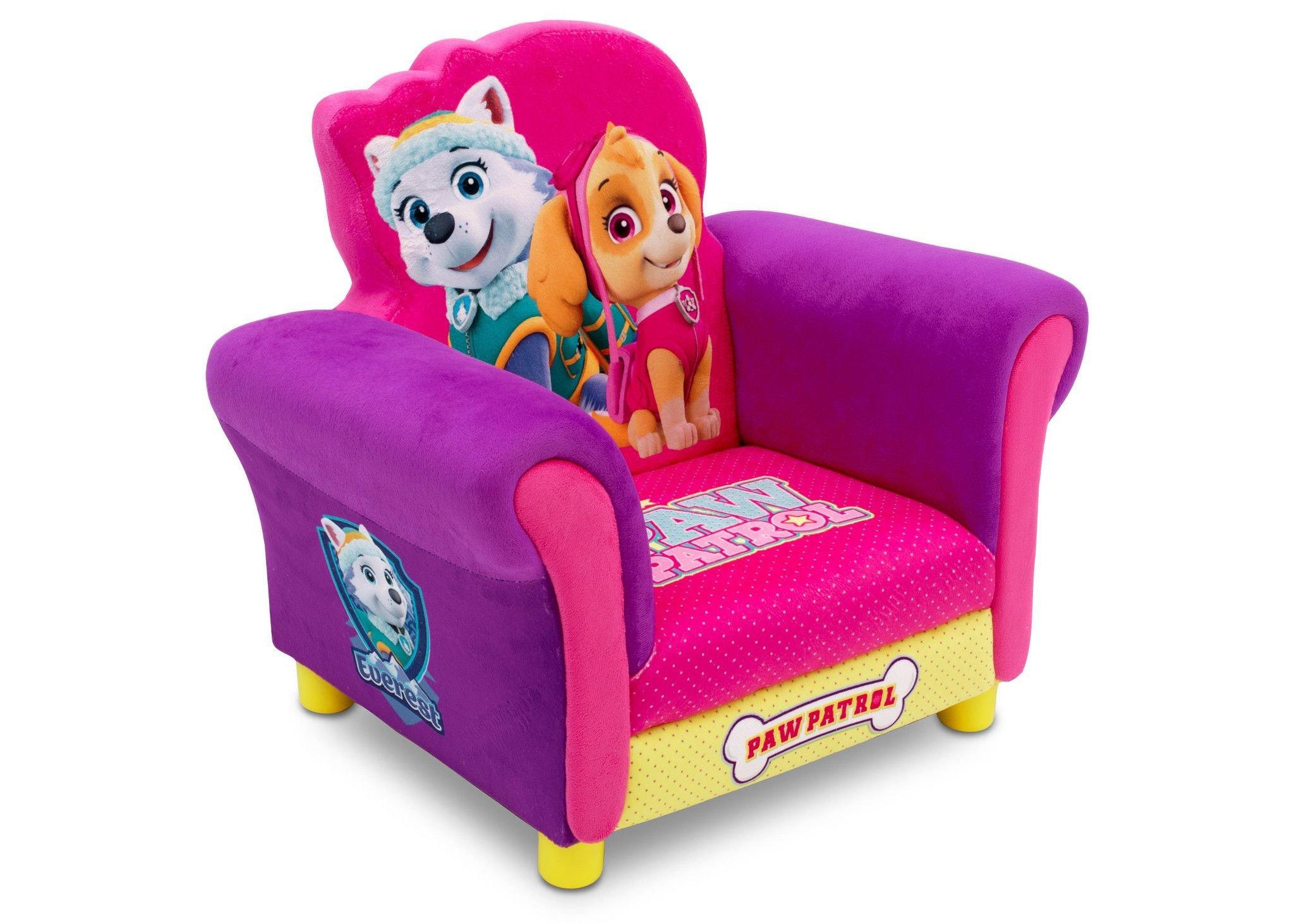 Paw Patrol Bedroom Decor Lovely Paw Patrol Skye & Everest Deluxe Upholstered Chair