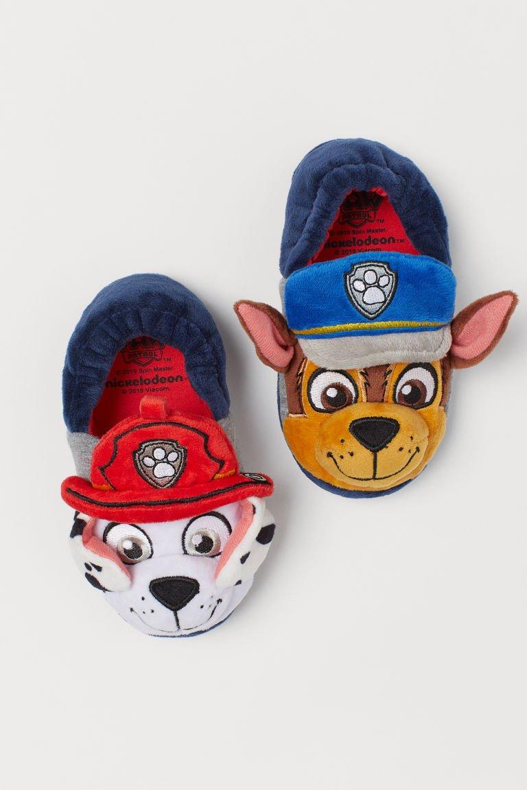 Paw Patrol Bedroom Decor Luxury soft Slippers