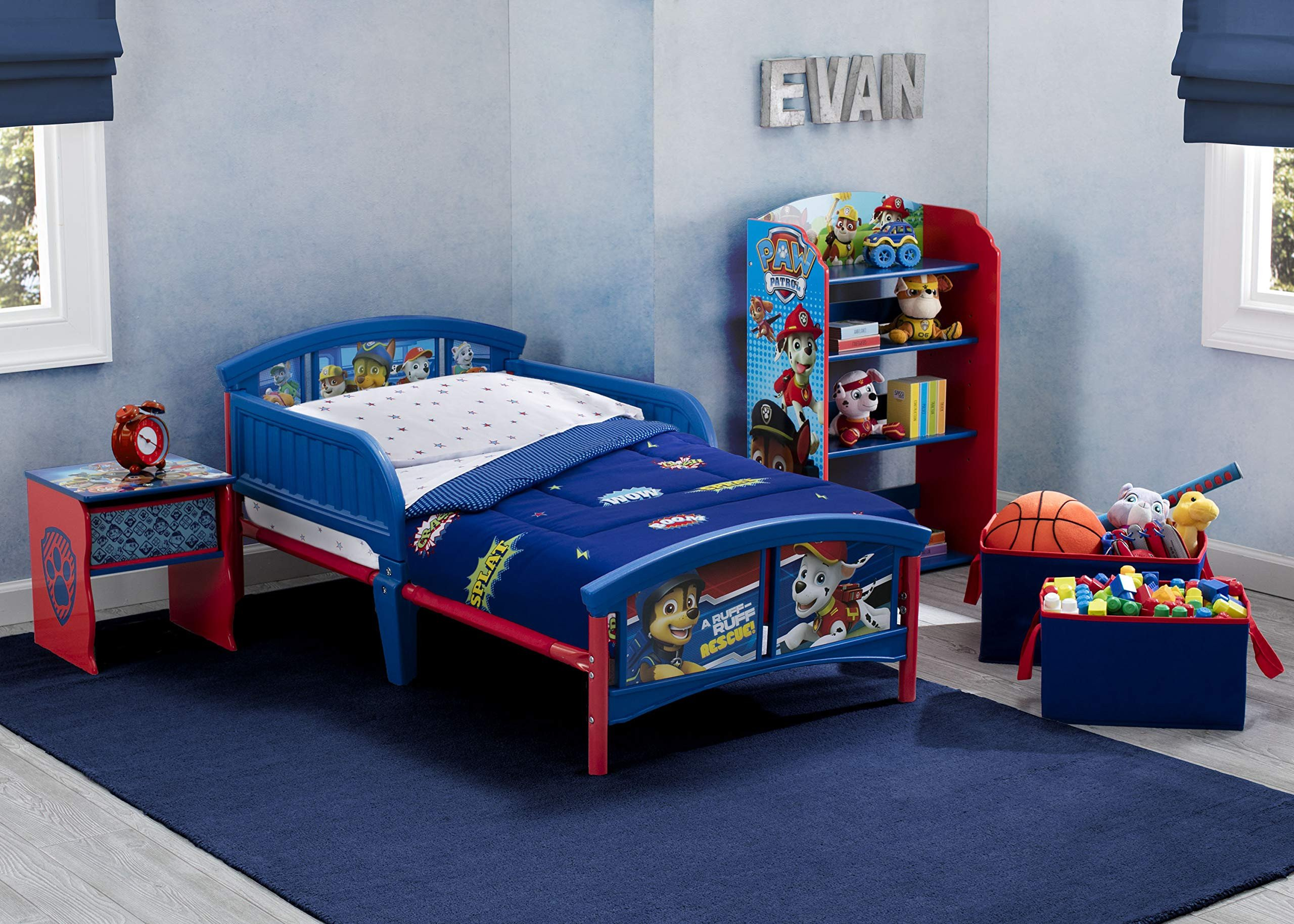 Paw Patrol Bedroom Furniture Fresh Amazon Delta Children Paw Patrol