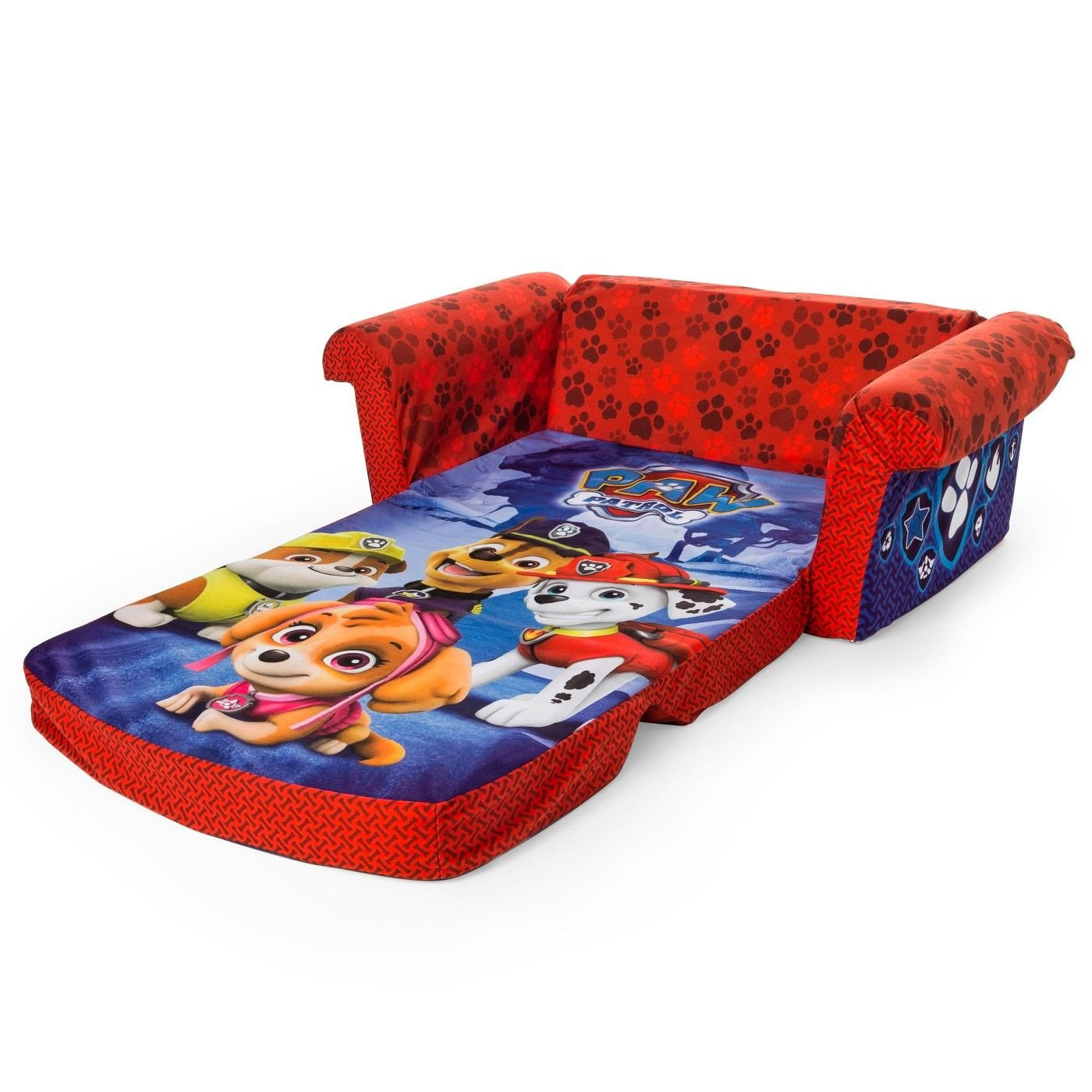 Paw Patrol Bedroom Furniture Inspirational Marshmallow Furniture Children S 2 In 1 Flip Open Foam sofa
