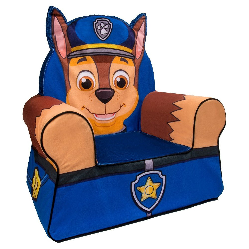 Paw Patrol Bedroom Furniture Luxury Marshmallow Fy Chair Paw Patrol Chase Adult Uni