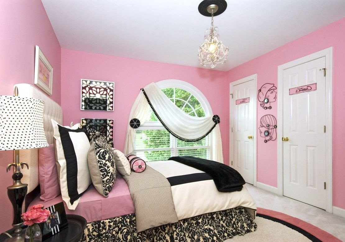 Pink and Black Bedroom Beautiful Decor for Teenage Bedrooms New Bedroom Decor