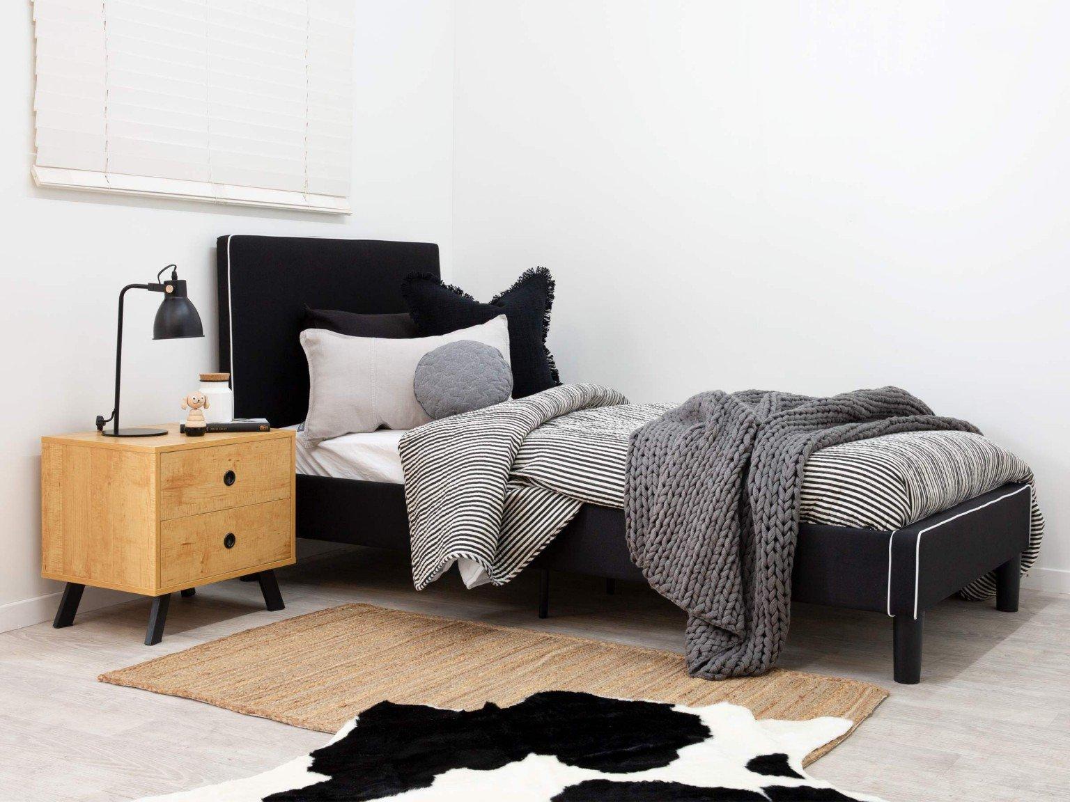Pink and Black Bedroom Luxury Darcy Bed Kids Bedroom Furniture
