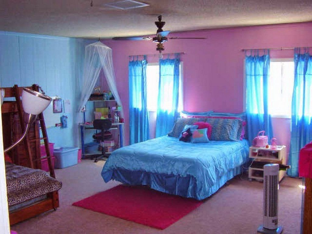 Pink and Brown Bedroom Best Of Pink Blue Bedroom Decoration In 2019