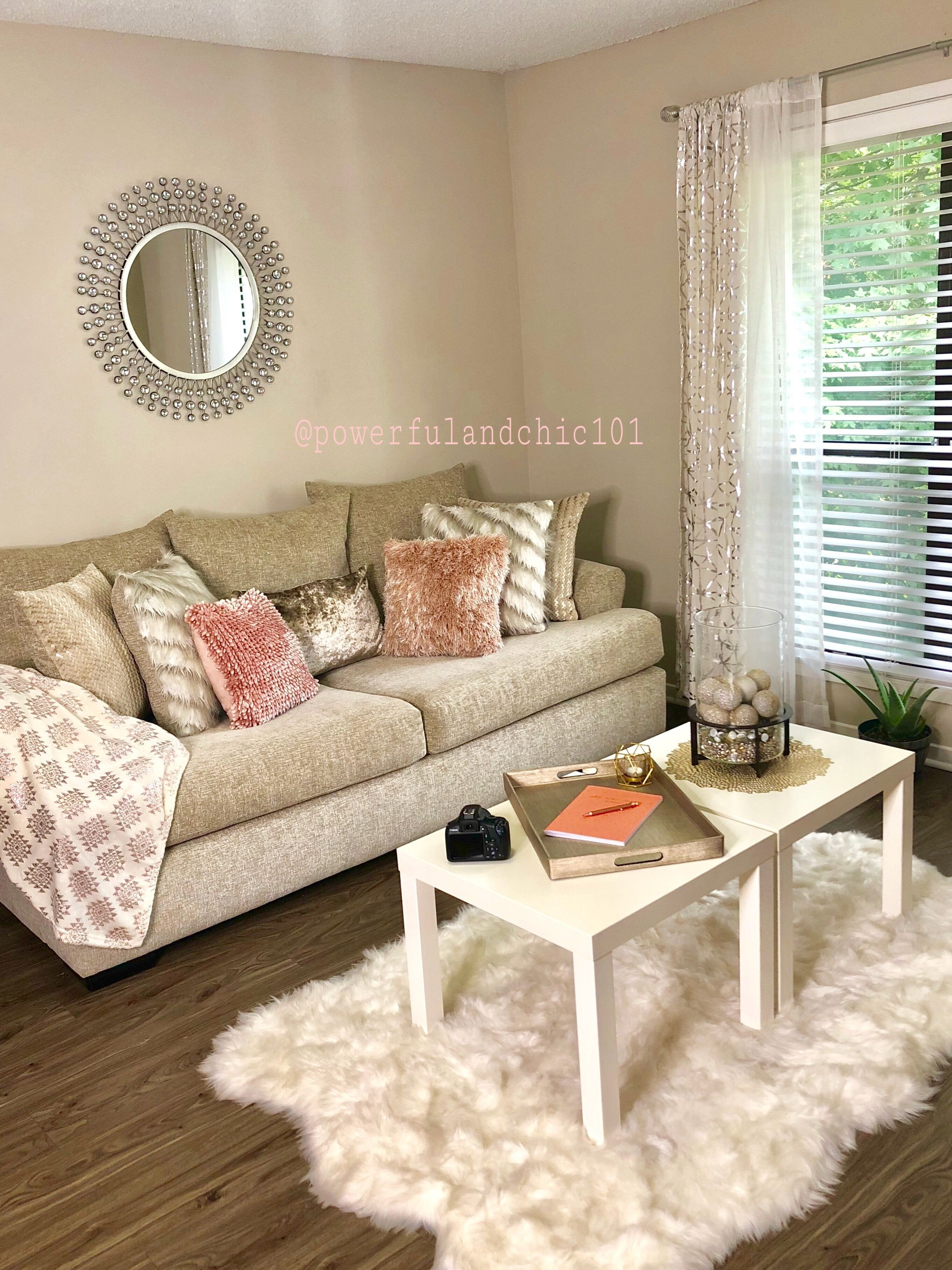 Pink and Gold Bedroom Ideas Beautiful Blush Pink Gold White and Cream Living Room Decor Decor