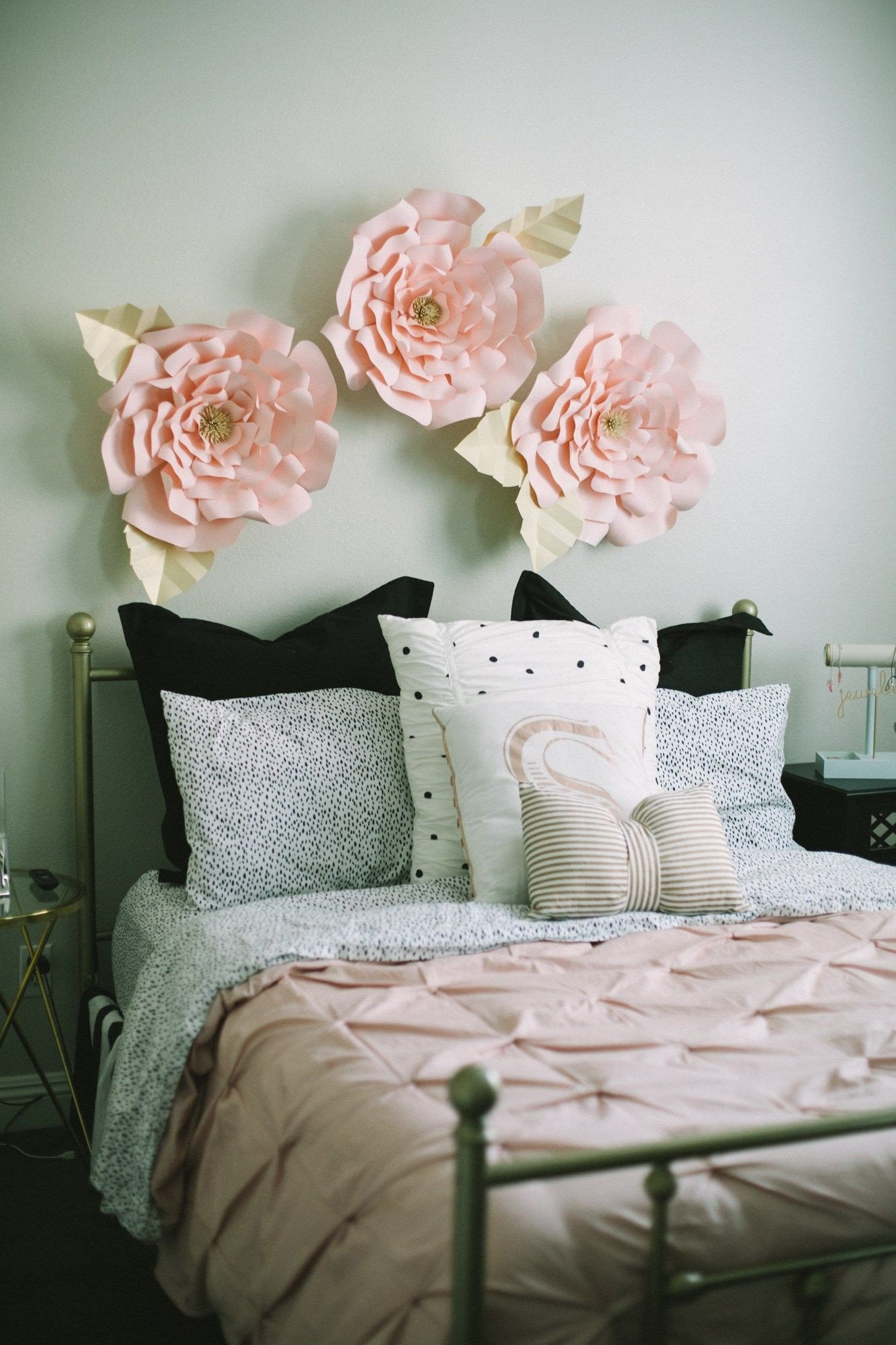 Pink and Gold Bedroom Ideas Inspirational Pin On Interior Design