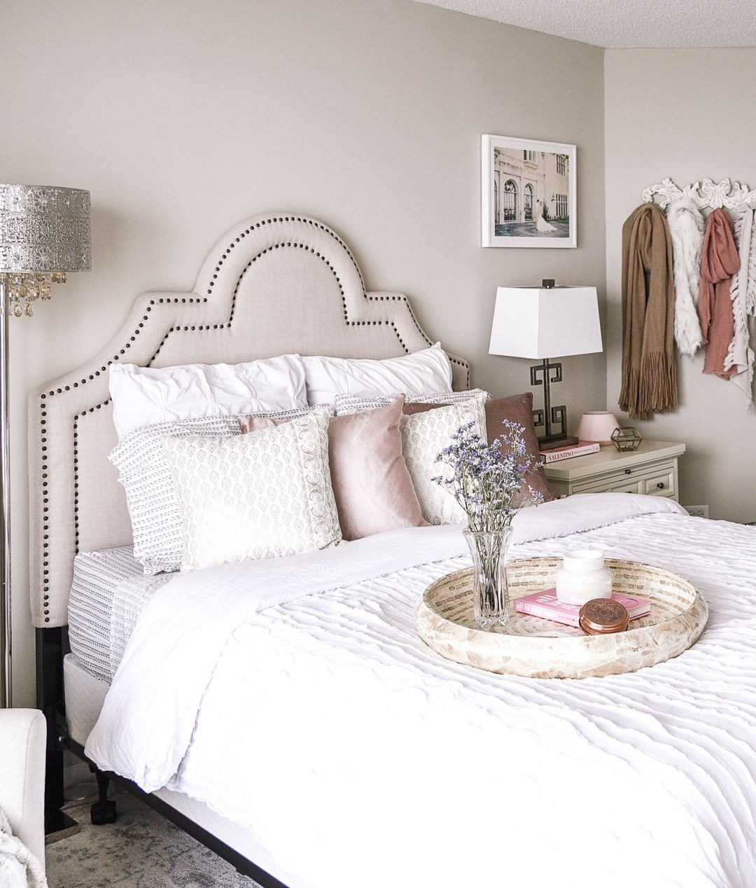Pink and Gold Bedroom Ideas New Second Bedroom Ideas with Havenly and Pier 1